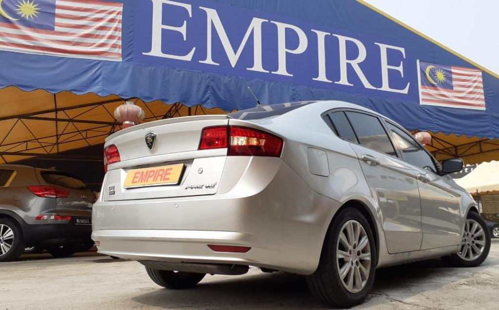 PROTON PREVE 1.6 (A) PREMIUM CFE TURBO !! 16 VALVE DOHC 4 CYLINDER IN LINE !! 7 SPEED AUTOMATIC TRANSMISSION !! 140 H/P 205 NM !! PREMIUM FULL HIGH SPECS !! ( WX 8438 X ) USED BY MALAYSIA GOVERNMENT 1 SENIOR MINISTERS !!