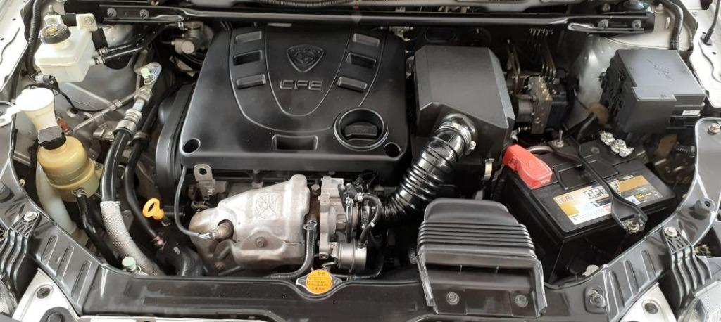 PROTON PREVE 1.6 (A) PREMIUM CFE TURBO !! 16 VALVE DOHC 4 CYLINDER IN LINE !! 7 SPEED AUTOMATIC TRANSMISSION !! 140 H/P 205 NM !! PREMIUM FULL HIGH SPECS !! ( WX 2991 X ) USED BY MALAYSIA GOVERNMENT 1 SENIOR MINISTERS !!