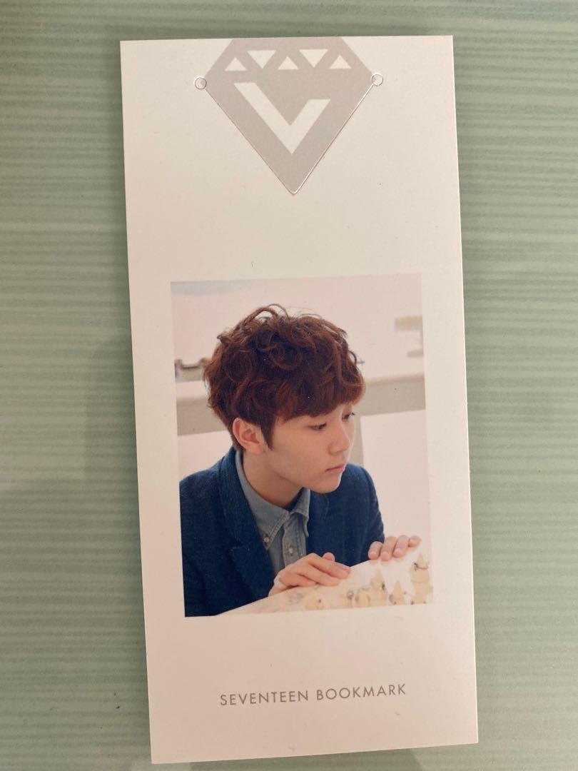 Seventeen First Love & Letter Album [Love Version] 세븐틴 1집 Pretty U