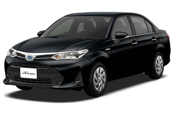 Toyota Axio Hybrid 2020 for Rent