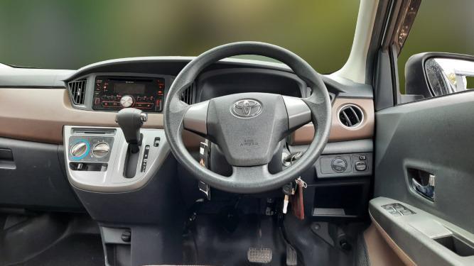 Toyota Calya G AT 2016 Silver #Dp 11,9 Jt# No Pol Ganjil#Mobil Bekas Bergaransi#