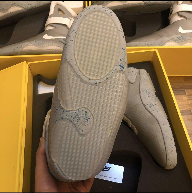 V3 Air mag Back To The  Future. All sizes available.