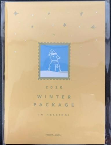 [WTB] BTS Winter Package 2020 Jimin Mini Photobook