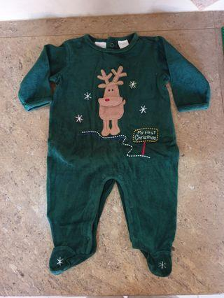 Baby christmas suit