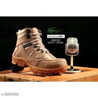 Crocodile Armour Safety Boots
