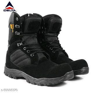 Delta Safety Boots 8 inc