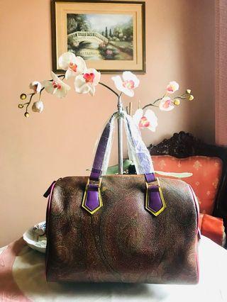SALE!!! Brandnew Doctors/Boston style multi-colored handbag (FREE SHIPPING)