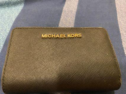 Michael kors防刮短夾
