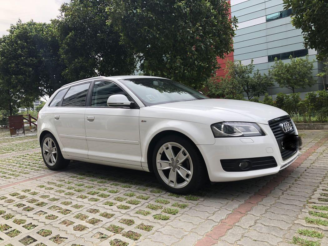For Rent: Audi A3 1.8T