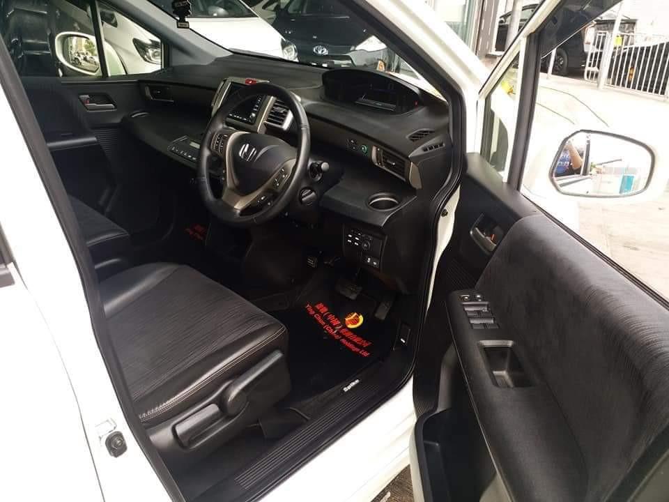 Honda Freed 1.5 Spike (A)