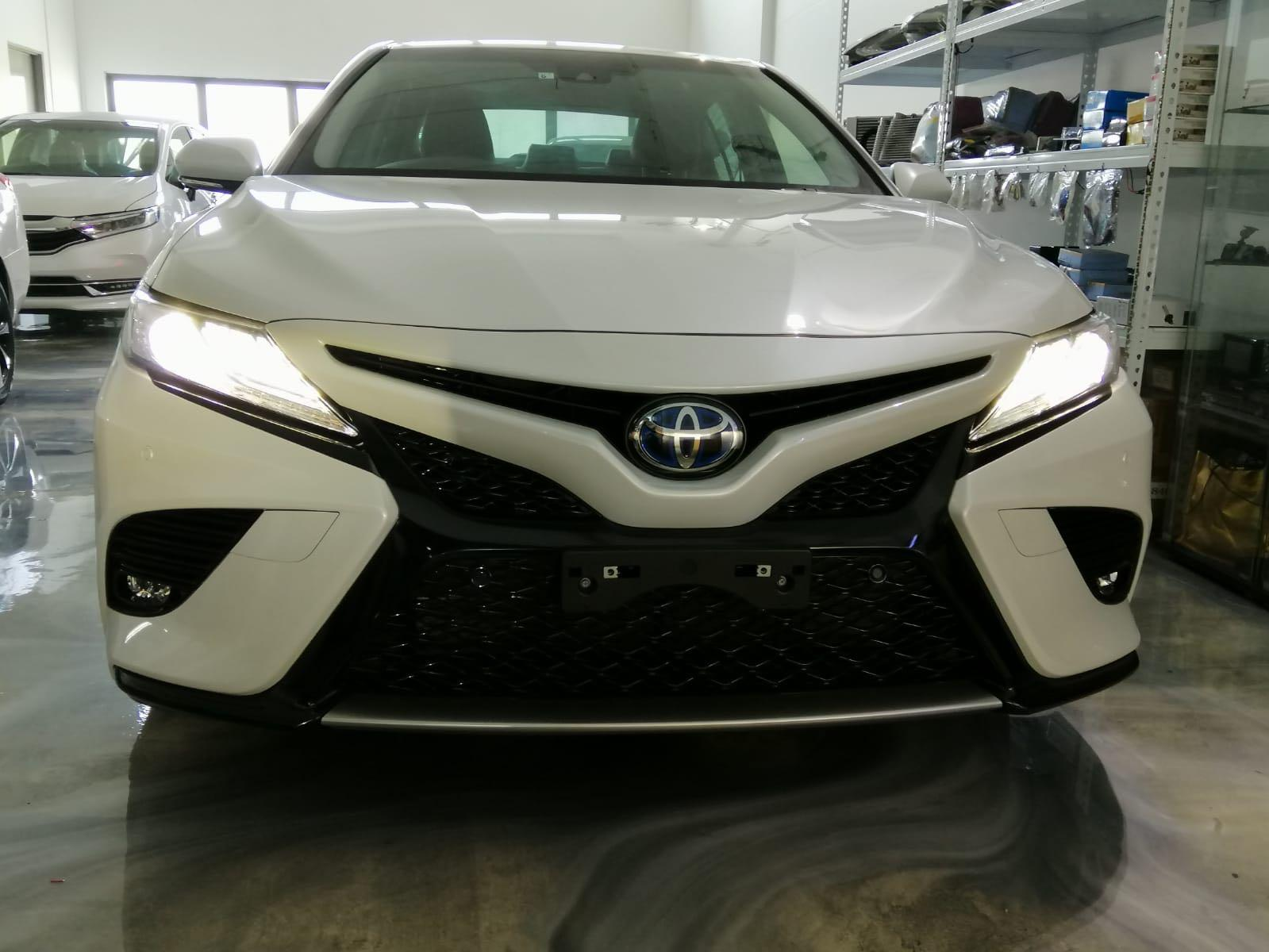 Lease Toyota Camry 2.5G Hybird WS Sports Edition Premium Luxury LTO