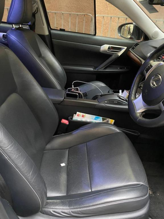 Lexus CT200h ULTIMATE Auto