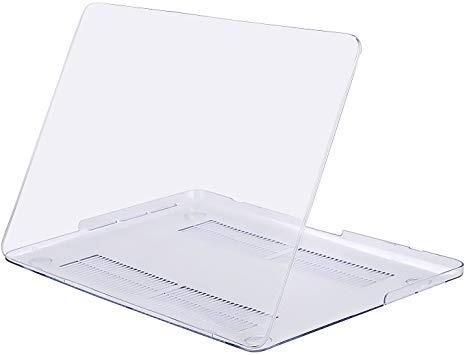 MacBook Pro 15'' Plastic Hard Shell Case Cover (Crystal Clear)
