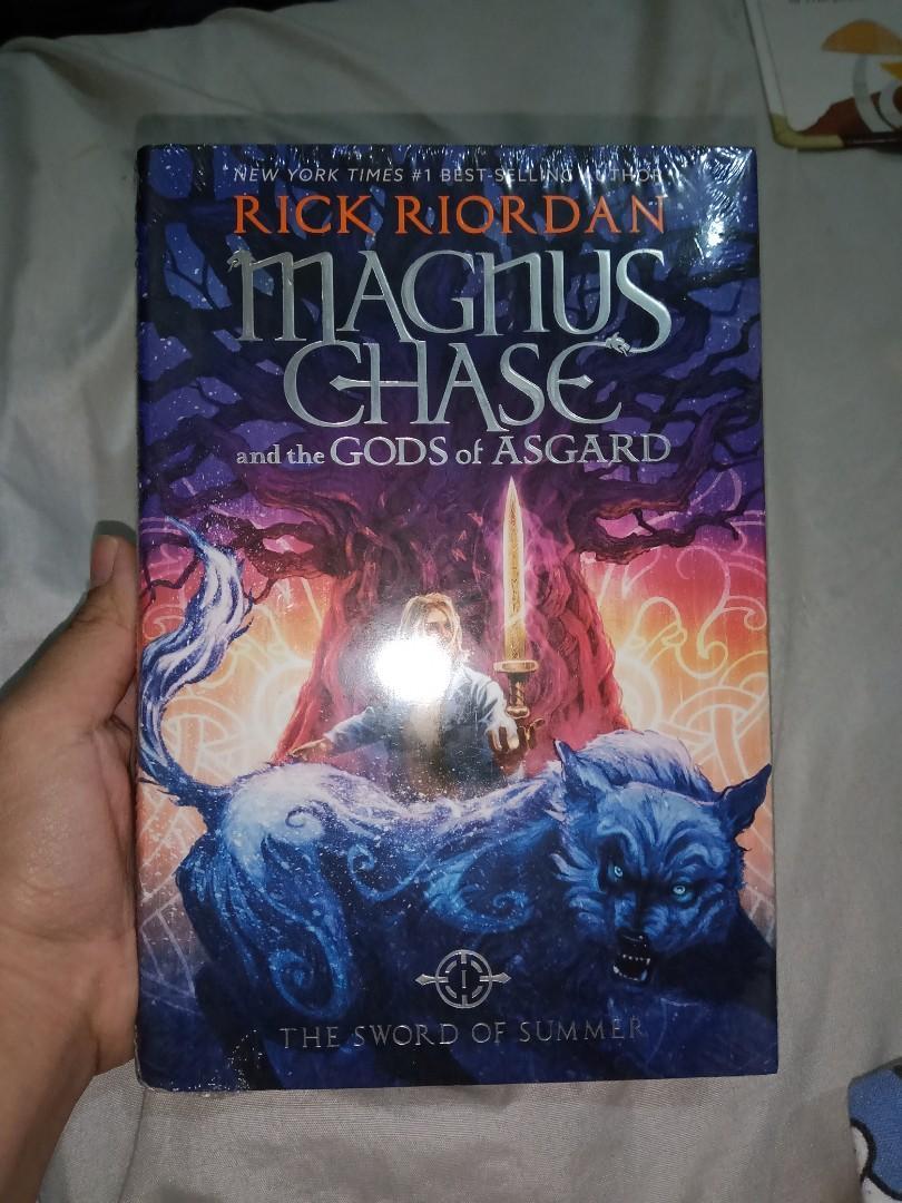 Magnus Chase and the Gods of Asgard: The sword of summer - Rick Riordan