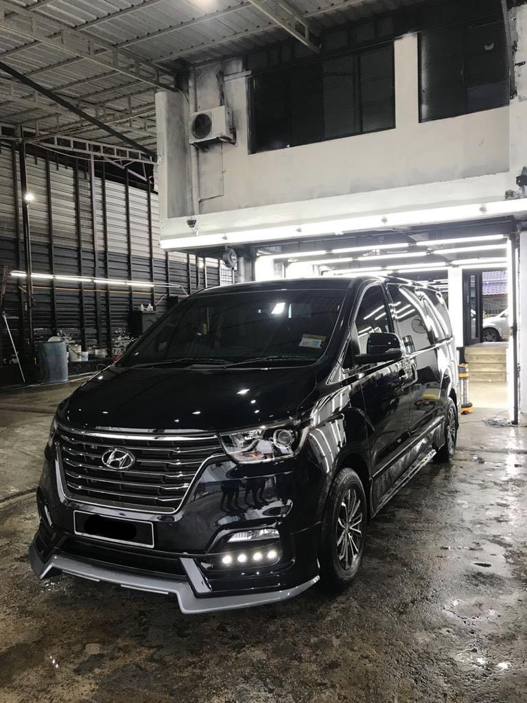 MPV Hyundai Starex Executive Plus 2019 11 Seater/ Chauffer/ Rental/ Tour/ Trip/ Private Hire/ Transport to Malaysia