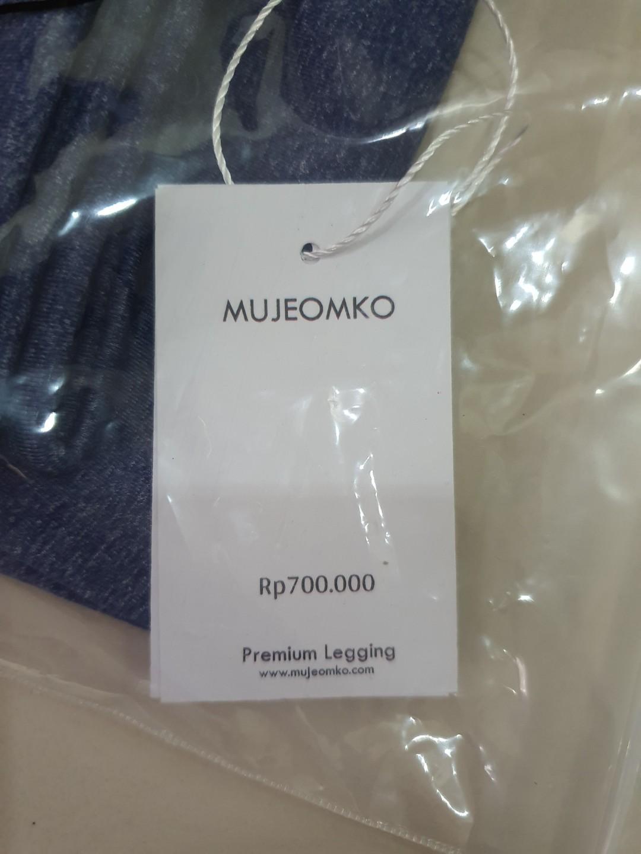 Mujeomko Cool Legging Size S Olah Raga Baju Olahraga Di Carousell