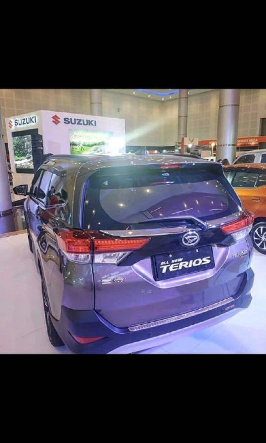 PROMO DP RINGAN Daihatsu Terios mulai 20 jutaan. Daihatsu Pamulang