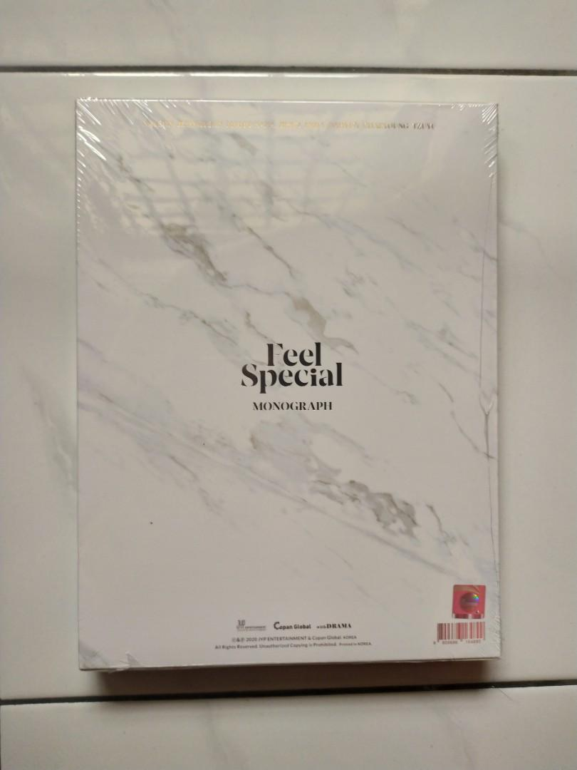 (READY STOCK) TWICE Feel Special Monograph Limited Edition