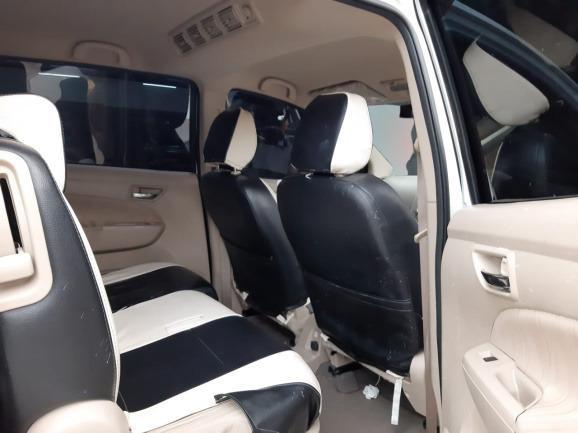 Suzuki Ertiga GX AT 2016 Putih Dp 21,9 Jt, No Pol Ganjil#Mobil Bekas Bergaransi#