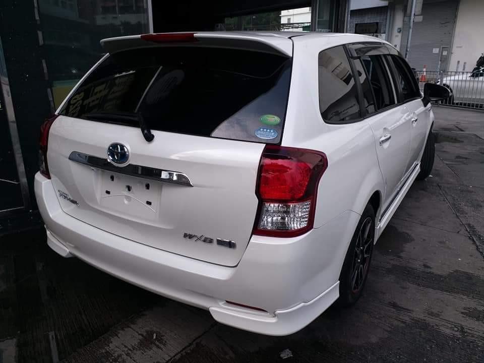 Toyota Corolla 1.5 Fielder WXB Manual