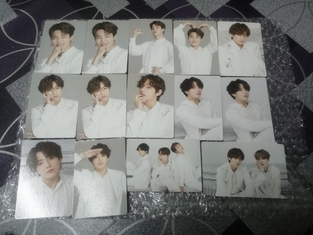 [WTT/WTB] BTS Speak Yourself The Final in Seoul Official Mini Photocards