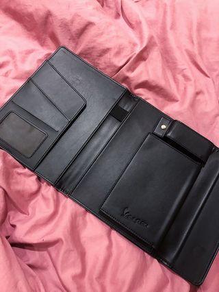 Vespa 偉士牌文件夾/證件套/收納包