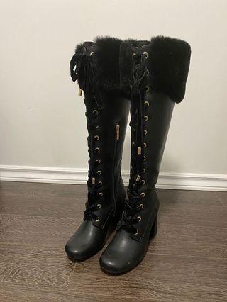 Knee High Boots Nanette Lepore
