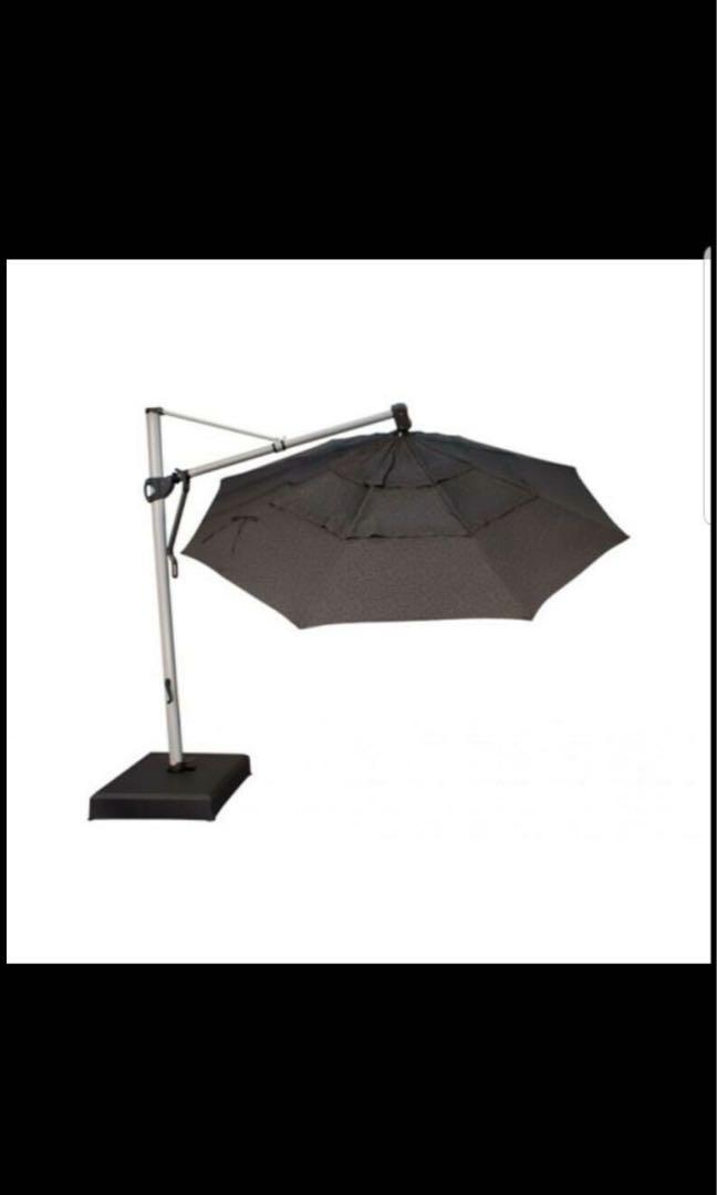 11 foot AKZ Cantilever Umbrella - Brand New in Box