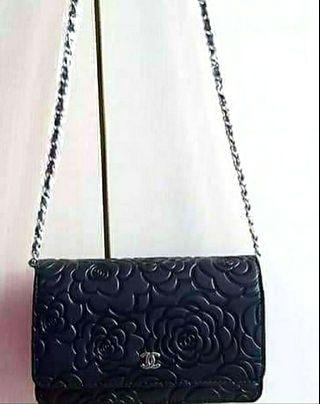 Chanel VIP wallet on chain Camellia