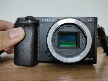 Sony A6000單機身(a6300 a6400 a6500)