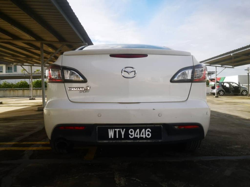 2010 Mazda 3 1.6 SPORT (SEDAN) (A) B/L LOAN KEDAI DP 1-2K