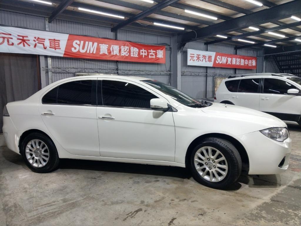 ✨✨2012年 Mitsubishi Fortis 1.8 旗艦頂級 白色✨✨ 📌📌📌📌限時優惠21.8萬📌📌📌📌