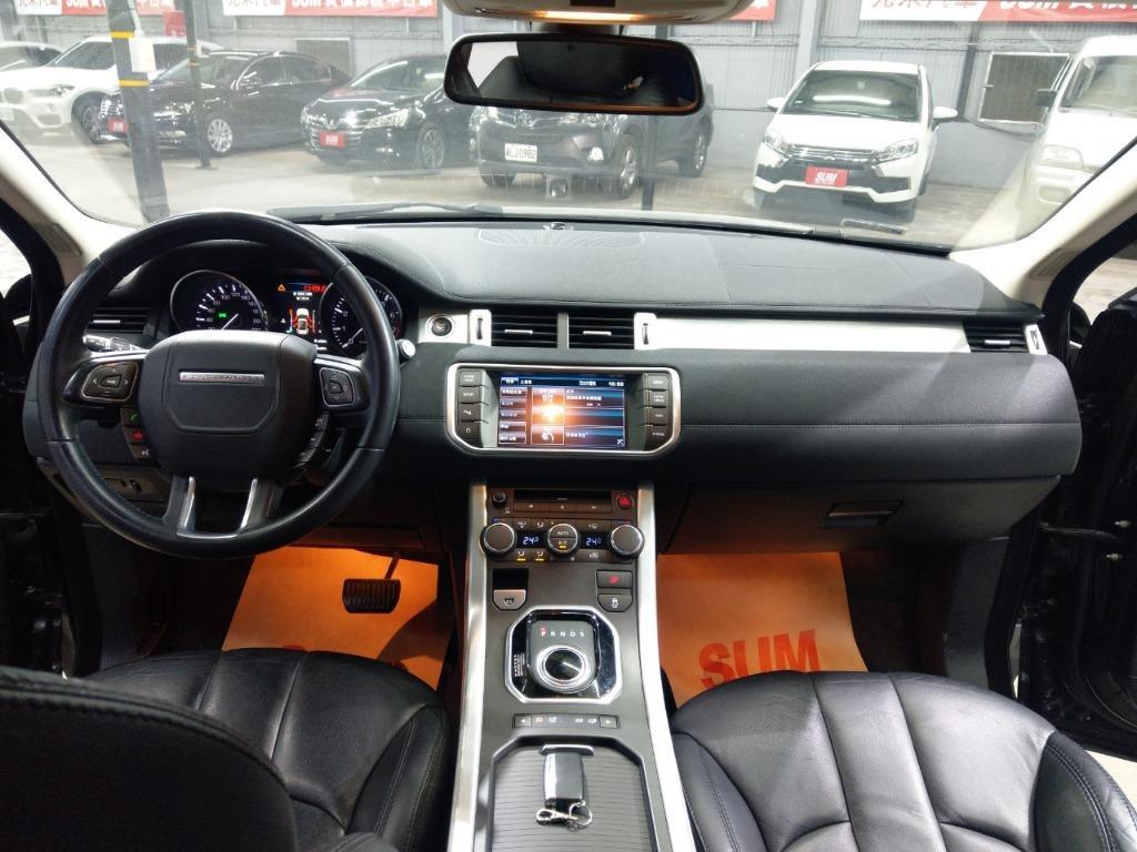 ✨✨2013年 LAND ROVER Range Rover Evoque✨✨ 📌📌📌 📌 尊榮售價105.8萬📌📌📌📌