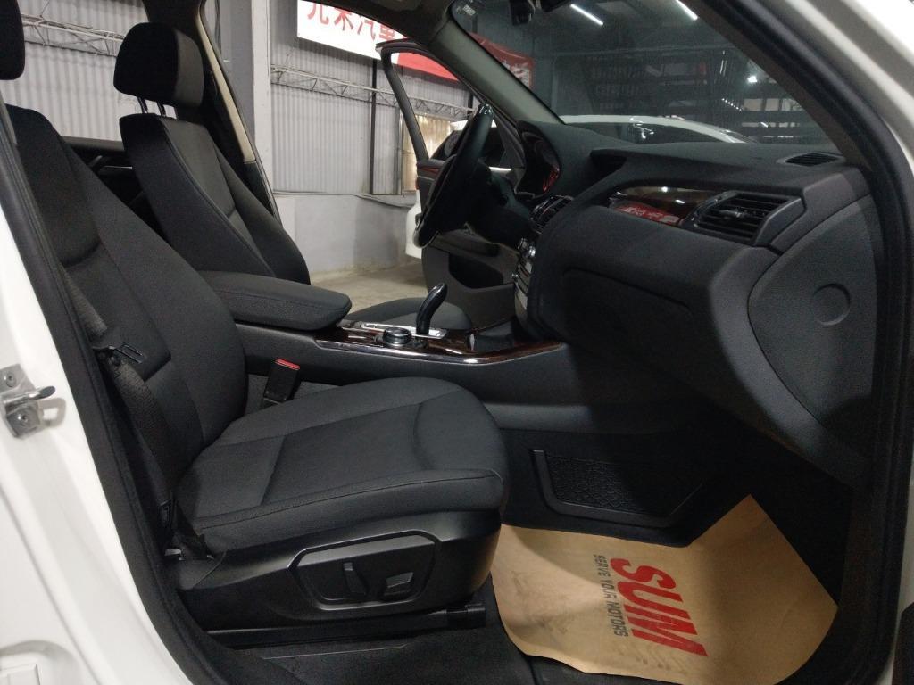 ✨✨2014年 BMW X3 XDrive28i 2.0 白色✨✨ 📌 📌 📌 📌 尊榮售價115.8萬📌📌 📌 📌