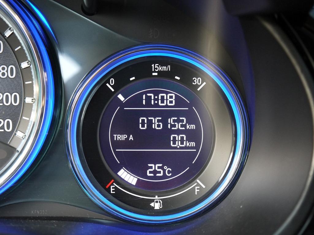 全額貸款-2014年 CITY 1.5 VTI-S 頂級 只跑7萬公里