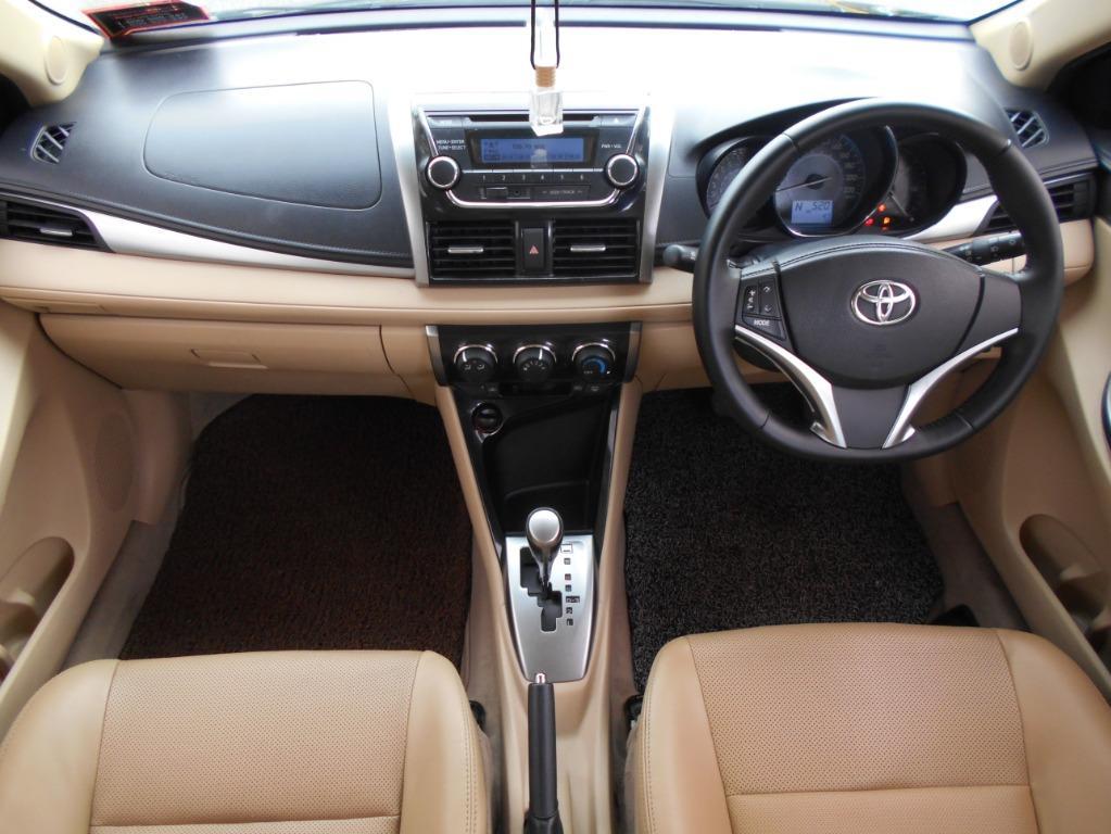 2014 FACELIFT SPORTIVO Toyota VIOS 1.5 G(A)FULLOAN