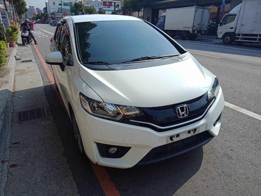 2017    FIT    白