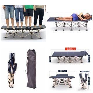 Takes 250kg Elderly Rest Bed /Portable Bed