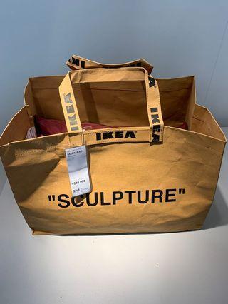 Ikea x Virgil Abloh Sculpture Tote Bag Large
