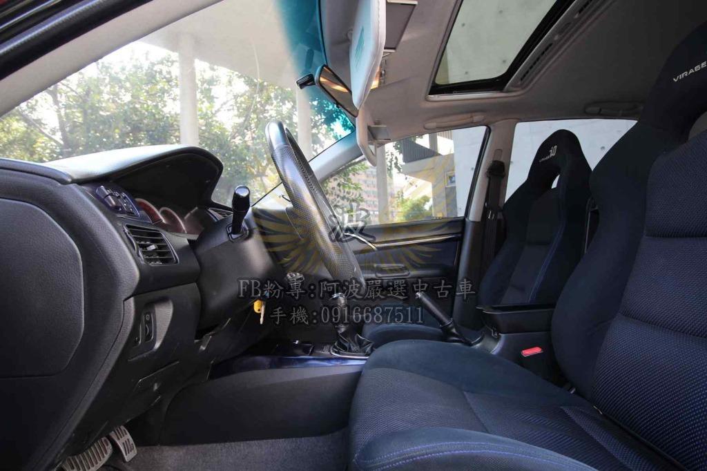 三菱 LANCER 便宜好買好開 遮風擋雨代步車 可議價空間大