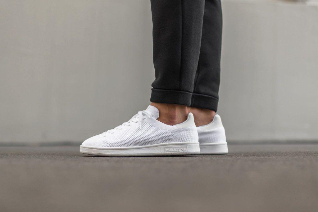 Adidas Stan Smith Primeknit, Men's