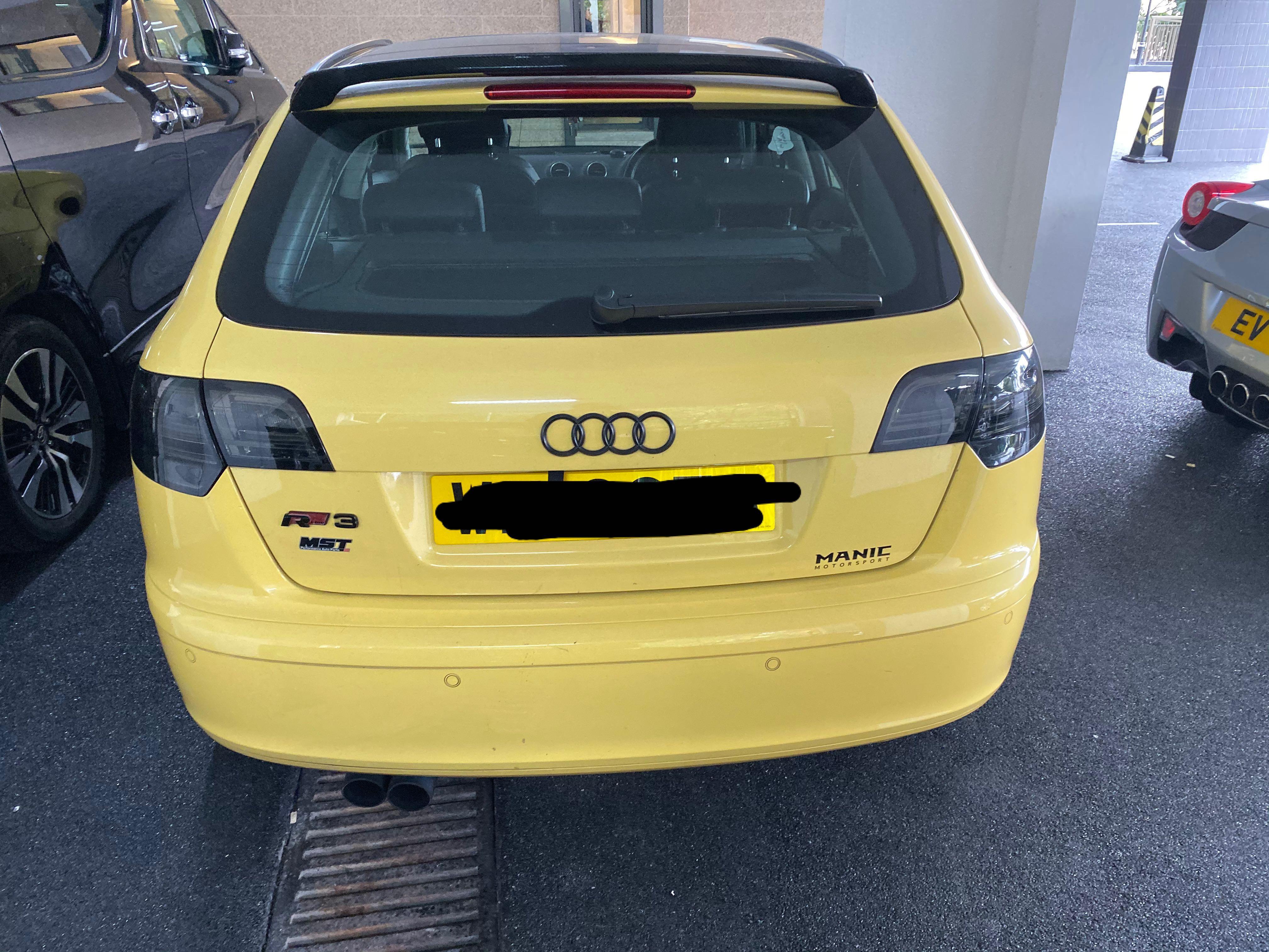 Audi A3 Cabriolet 1.8 TFSI DSG (A)