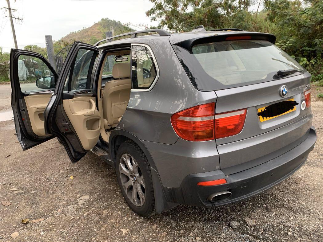 BMW X5 4.8ia Auto