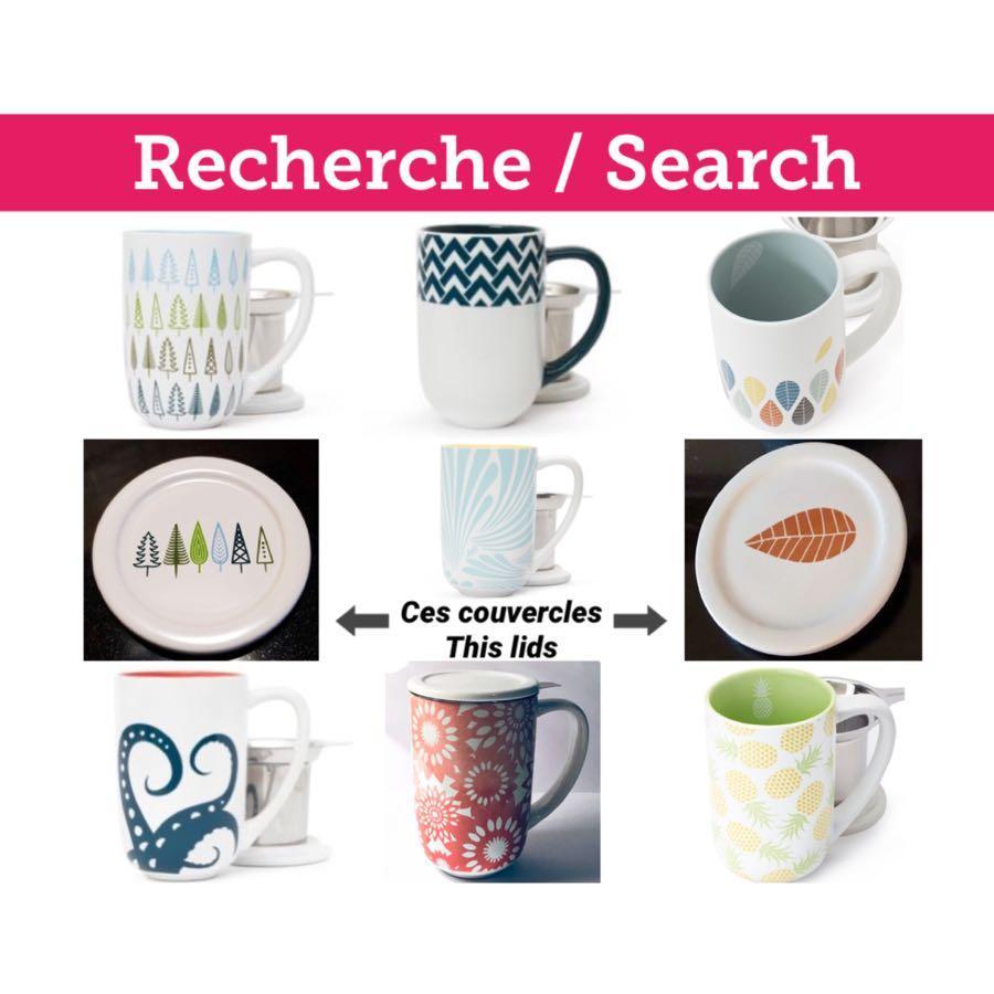 Davidstea Mug Research - Recherche Tasse Davidstea