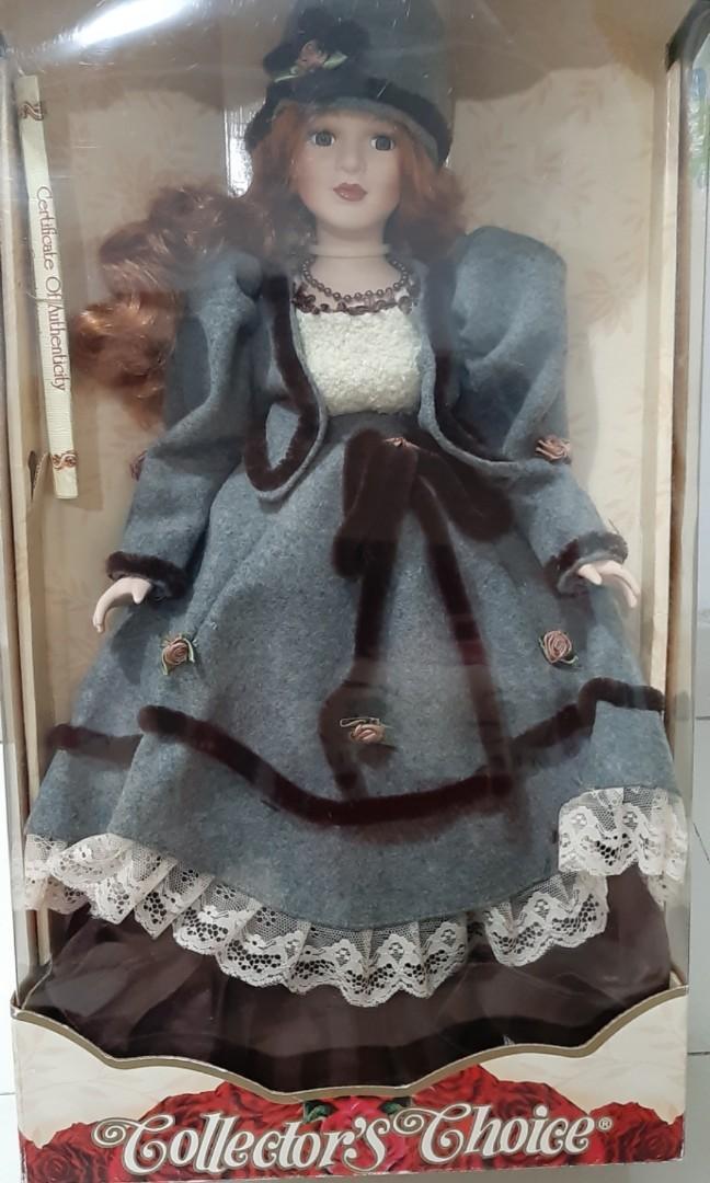 Clothes dolls porcelain about 25 cm your choice
