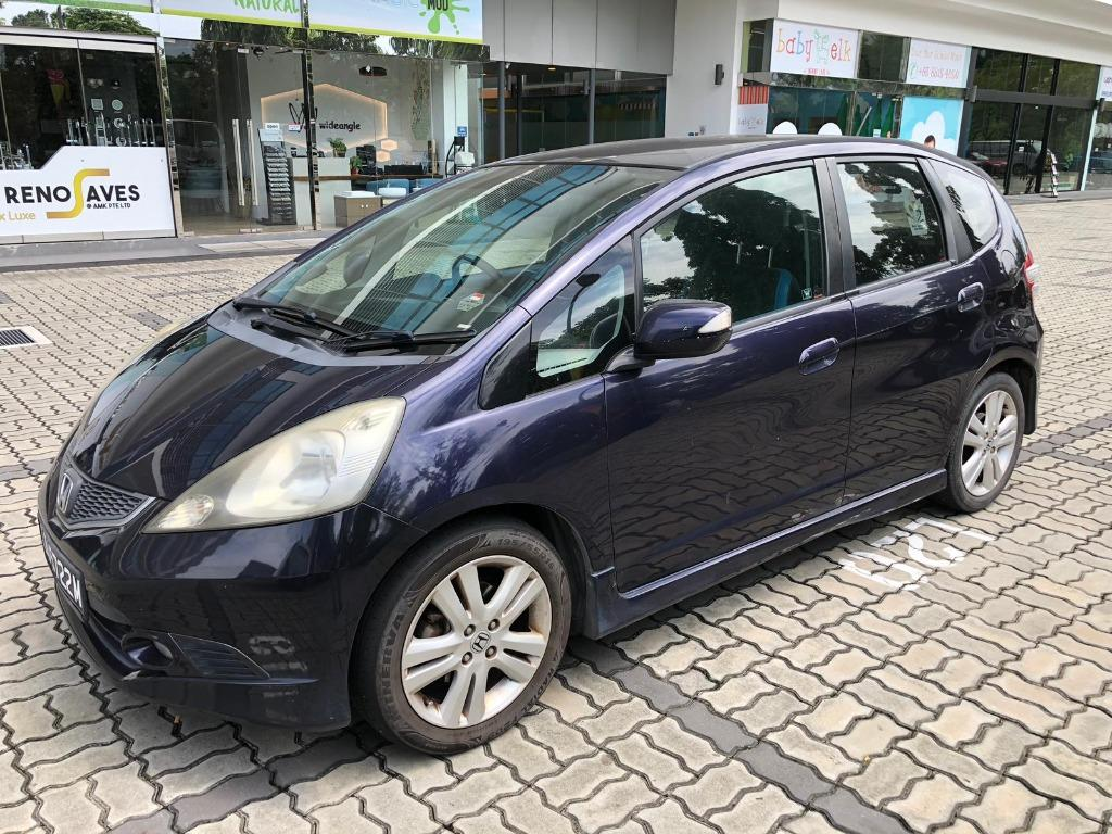 Honda Fit Subsidised rental rates!! JUST IN! PHV/ Personal/ Parcel delivery ready. Just $500 Deposit driveoff immediately. No hidden cost. Whatsapp 81888616 now!