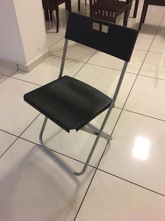 Ikea Gunde Folding Chair Home