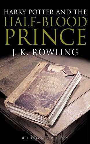 LOOKING FOR: Harry Potter and the Half Blood Prince (Bloomsbury Adult Cover - Paperback)