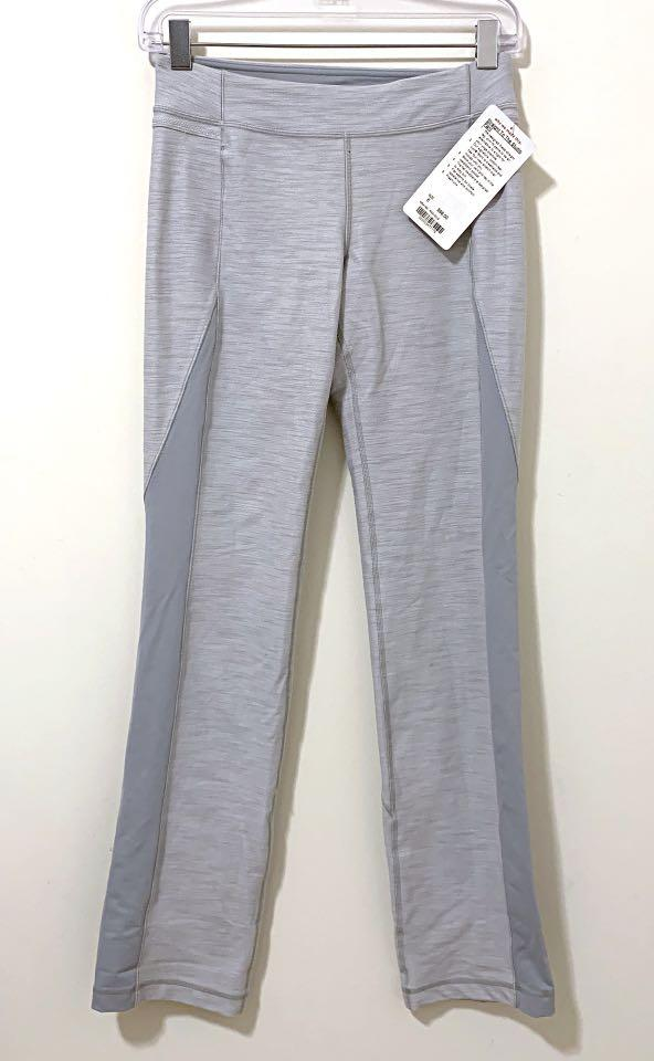 "Lululemon ""Straight to the Studio"" yoga pants size 6"