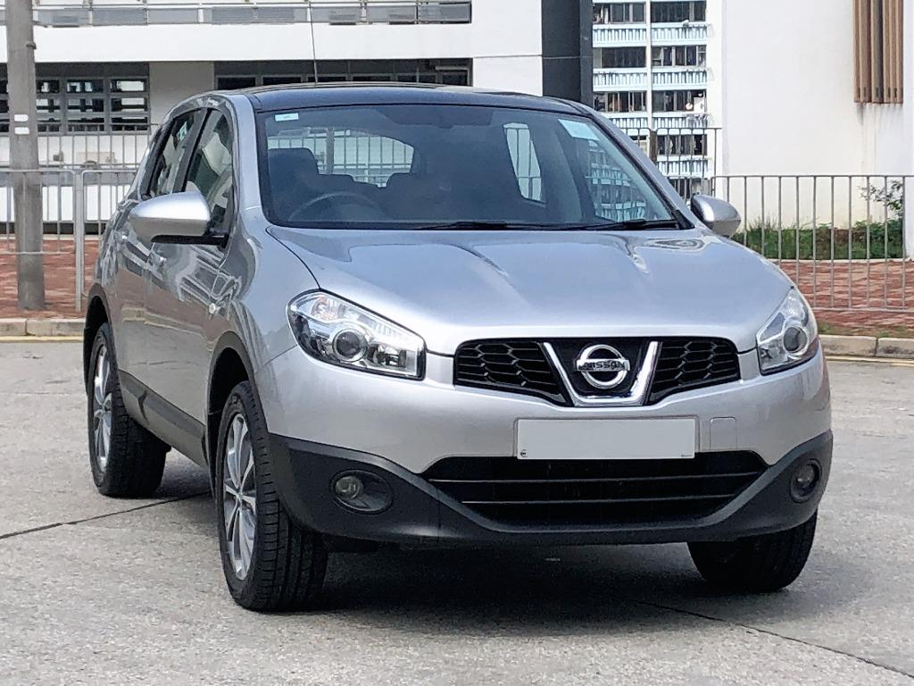 Nissan    QASHQAI 2.0   2014 Auto